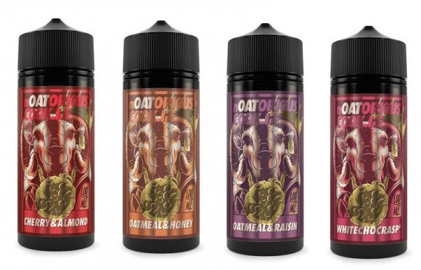 Noatorious Cookie alle Sorten Shake and Vape 100ml