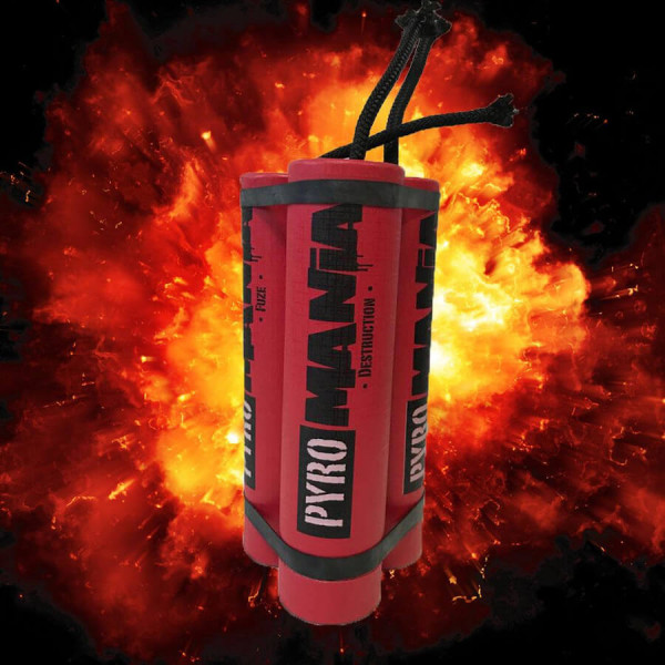 Pyromania Longfill Aroma Shake and Vape 15ml