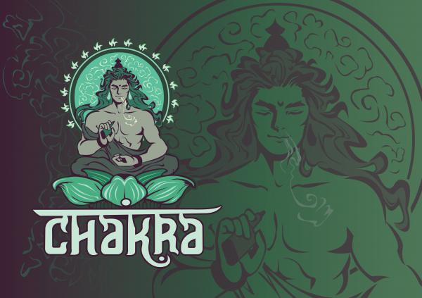 Chakra alle Sorten Shake and Vape 15ml in 60ml