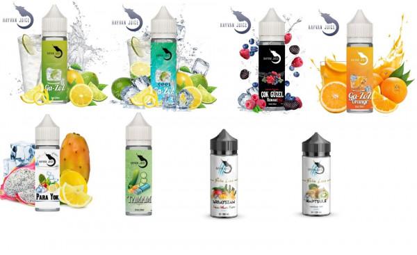 Hayvan Juice Longfill Aroma 13 / 20 ml in 60 / 120 ml Flasche