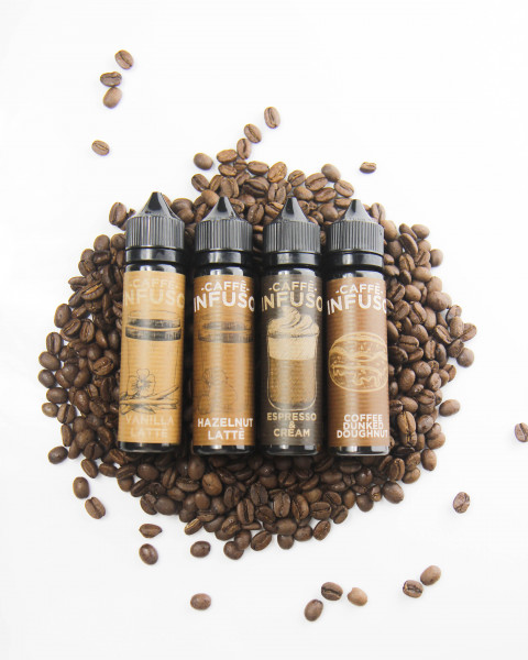 Caffe Infuso alle Sorten Shake and Vape 50ml