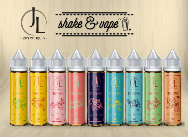 Joys of Liquid Shake & Vape 40ml (60ml Flasche)