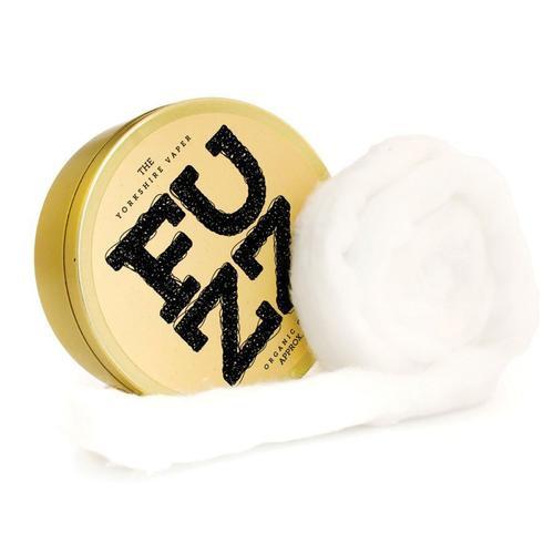 TYV Fuzz Organic Vaping Cotton Watte