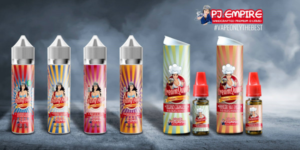 PJ Empire Slushy Queen Aroma Shake and Vape 12ml