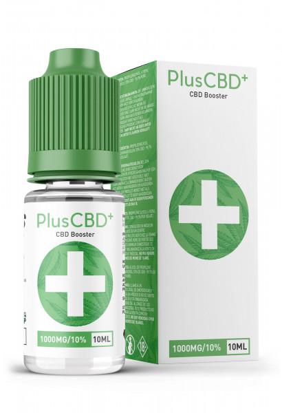 PlusCBD (CBD-booster) 100% PG CBD Shot 10ml