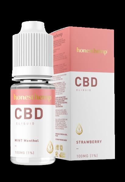 Honest Hemp CBD Liquid 10ml